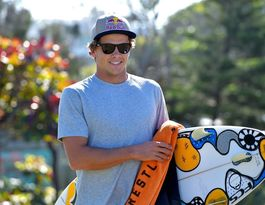 Our Julian's home: Why he paddled to Fanning in shark attack