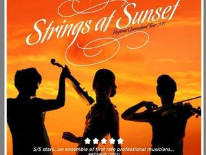 Strings at Sunset will be performing in Chinchilla tonight as a fundraiser for Drought Angels. Photo Contributed