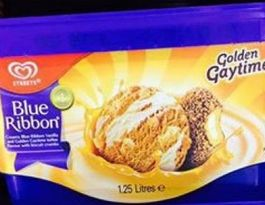 Yes, it's true, Golden Gaytime is available in a tub