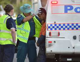 Crash victim flown to Brisbane for treatment