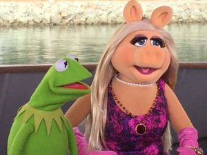 Kermit finds new love after Miss Piggy split