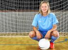 Keea, 15, so good she was accidentally named in Aus U18 team