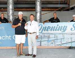 New yacht club sets sail