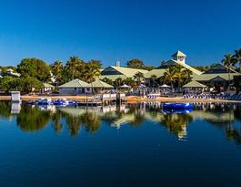 Twin Waters Resort's golden chance to rake in the dollars