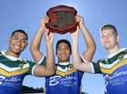 THE St Peter Claver College first grade rugby league side has stamped itself as the school's best ever by claiming the Gee Shield this week.