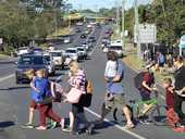 THE Member for Ipswich West will meet with the Department of Transport and Main Roads next week to lobby for a zebra crossing outside Brassall State School.