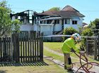 A 66-YEAR-OLD man was lucky to escape when his North Mackay home went up in flames – the sixth fire in as many weeks in the Mackay region.