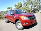 Introducing the all new Mazda BT-50 XT dual cab ute, exclusive to B & J Car Sales. Photo Tamara MacKenzie / The Morning Bulletin