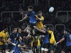 ALLORA prop Greg Holmes shared in his first Wallabies victory against the All Blacks on Saturday night in Sydney.