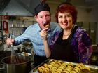 THE days of meat and three veg have long gone for Meals on Wheels and they are out to prove their kitchen rules.