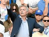 CHELSEA manager Jose Mourinho found a new target for his criticism after his team was lucky to escape with a draw at home against Swansea.
