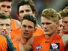 THE GWS has kept alive its aim of reaching it first ever finals series by storming away from Essendon.