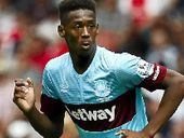 HE IS not due to get his secondary school results until next week but 16-year-old West Ham midfielder Reece Oxford was given full marks for his EPL debut.
