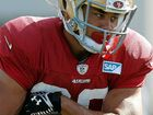 FORMER NRL star Jarryd Hayne is winning new fans every day in his bid to become a gridiron player, and San Francisco 49ers legend Ronnie Lott is one of them.