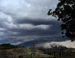 Damaging winds and hailstones predicted this afternoon