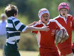 Junior rugby stars shine