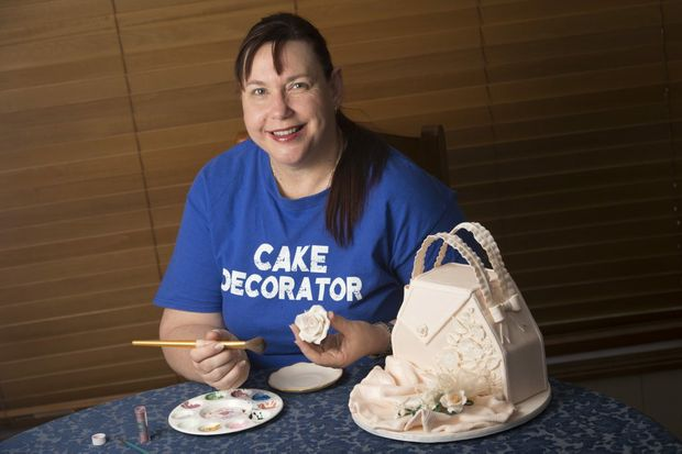 Cake Craft And Decoration Competition : Louise takes the cake at Ekka competition Ipswich ...