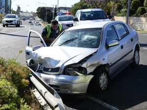 Limestone Street crash