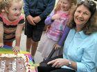 ONE of Peregian Community Kindergarten's very special staff members, Amanda Dowie, has bid a heart-wrenching farewell to her kindy kids.
