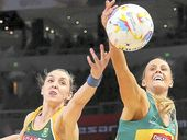 A WIN against Wales tonight will guarantee Australia top spot in Pool F and a World Cup semi-final match-up against Jamaica tomorrow afternoon.