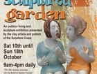 "The annual ""Sculptured Garden"" exhibition will be held at Buderim Craft Cottage from 10th to 18th October."