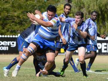 A selection of photos taken at the game between Brothers and Across the Waves at Salter Oval on Saturday 15 August 2015.