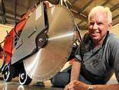A PARREARRA business has won a Federal Government Entrepreneurs' Programme grant to continue developing its world-first concrete cutter.