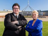 OPINION: George Christensen and Michelle Landry have issued a joint press release attacking community appeals against mining projects like the Carmichael mine.