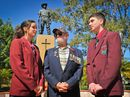 A memorial service to remember the Battle of Long Tan, part of the Vietnam War, was held in Gladstone on Tuesday.
