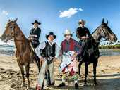 THE Whitsunday Arts and Cultural Centre and Mania Events are promising to bring to town a rodeo unlike any other.