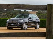 Frugal but rapid 3.0-litre diesel X5 variant a choice blend of luxury and performance