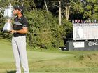 GOLF: Three days after the biggest victory of his career, Queenslander Jason Day still can't quite comprehend he owns the lowest under-par score in major golf history.