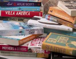 Top 10 revealed: Coast book worms can't get enough crime