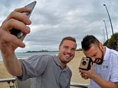 A NEW Sunshine Coast website-based, photo-editing service has been an immediate hit with real estate agencies since it launched a month ago.