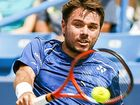 TENNIS: It seems the recent sledging controversy in his match against Stan Wawrinka in Montreal is set to follow young Australian Nick Kyrgios to the US Open.