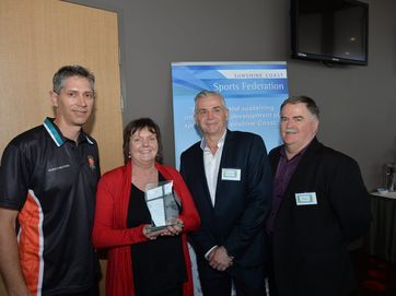 Sports Industry Awards, Maroochydore RSL. August 21, 2015.