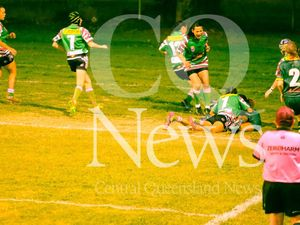 Emerald Tigers Ladies vs the Clermont Bears Ladies