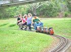 The Nambour Mini-railway open day