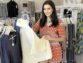 A YOUNG Ipswich fashion designer has achieved her dream of opening her own boutique store.