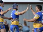 NORTHS Tigers title defence is back on track with a vengeance.