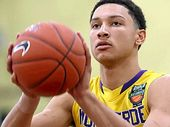 THE Ben Simmons tour has had the 19-year-old Aussie basketballer living up to the hype that has seen him tipped to possibly go No.1 in next year's NBA draft.