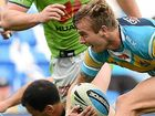 LAST-minute inclusion Kane Elgey continued his impressive development as an NRL player, steering the Gold Coast to a 28-12 win over Canberra.