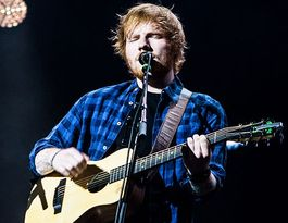 Ed Sheeran most streamed artist of all-time