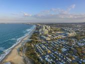 The Sunshine Coast photographer is offering a new perspective on the Coast using his drone.