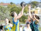 JUST Breakers are through to the Lower Clarence First Division Netball grand final after they defeated Maclean Bottom Pub in impressive fashion on Saturday.