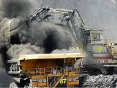 THE city built on mining yesterday declared there would be no new mining leases for coal or coal seam gas extraction.