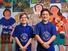 Two Condong Public students have led their school in its best ever performance in the popular Les Peterkin Portrait Prize.