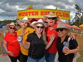 THERE is a distinct country feel seeping into the Gympie region. It is the kind of feeling that is synonymous with Akubra hats, flannel shirts and Bundy Rum.