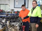 TAFE Queensland South West in Toowoomba's automotive workshop is revving up student learning opportunities thanks to a generous donation.