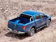 All-new Triton has improved roomier cabin, five-star safety and better drive in the increasingly competitive ute market